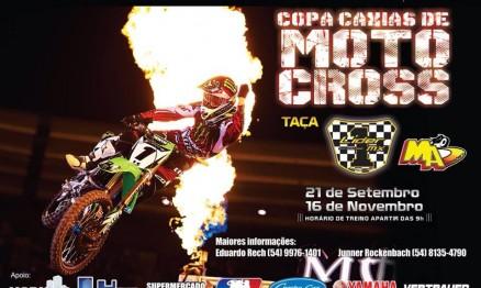 Copa Caxias abertura 2014