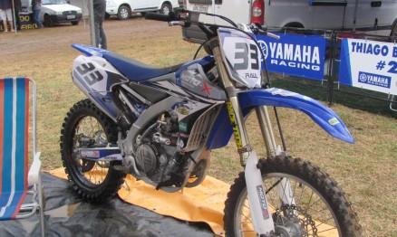 YZF450 -