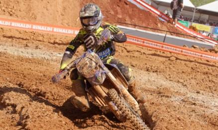 Thales Vilardi vence e assume liderança do Brasileiro de Motocross