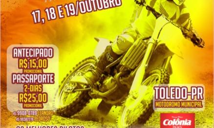 Campeonato brasileira de motocross FINAL