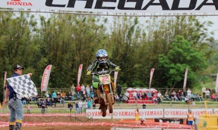Diogo Campeão na 50cc