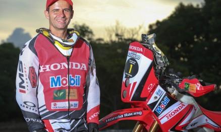 Jean Azevedo é octocampeão brasileiro de Rally Cross Country por antecipação
