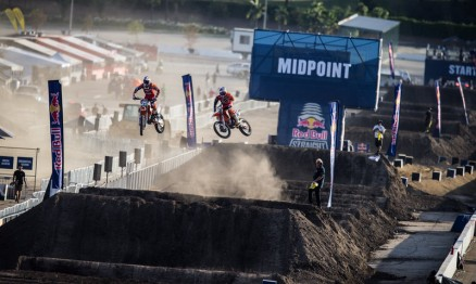 O que aconteceu no Red Bull Straight Rhythm 2014