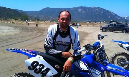 David Vuillemin, ex-piloto e chefe de equipe, faz aniversário no dia 15 de Outubro - foto por Supercross.com