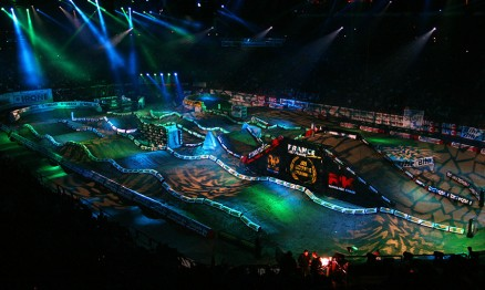 Highlights de domingo do Supercross de Bercy 2014