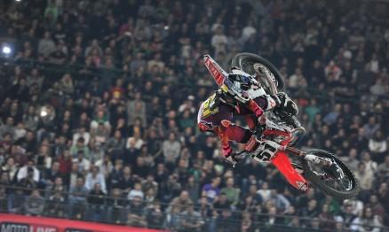 Vídeo Cassetada do Supercross de Genova 2014