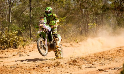 Kawasaki Racing encerra temporada do Brasileiro de Rally Cross Country com título de Moara Sacilotti