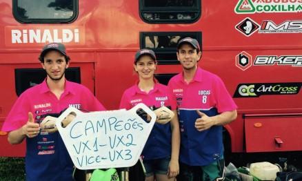 Mateus Basso garante título na VX1