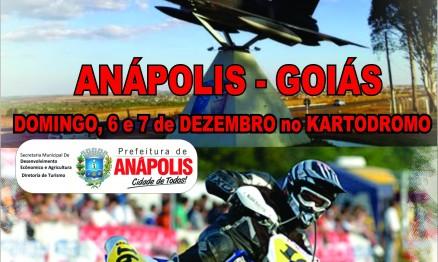 Supermoto 2014 - Etapa Anápolis