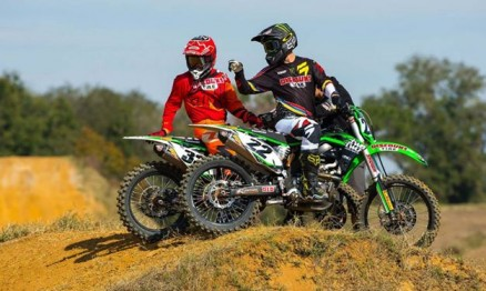 Chad Reed #22 e Josh Grant #33 - Discount Tires/TwoTwo Motorsports