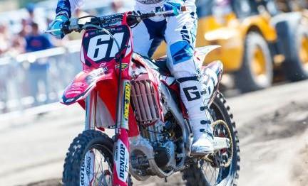 Michael Leib ficará de fora do restante da temporada do AMA Supercross.