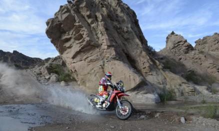 Com Barreda e Gonçalves, Honda mantém liderança do Dakar após três dias de competição