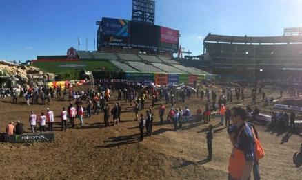 Curiosidades do AMA Supercross em Anaheim