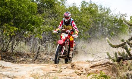 Cearense Helaindo Onofre conquista vitória na terceira etapa do Rally Piocerá 2015
