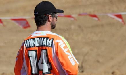 Dia 28/02 também é aniversário de Kevin Windham