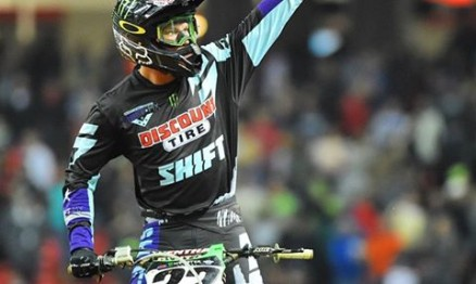Resultados da 8a etapa do AMA Supercross 2015 em Atlanta