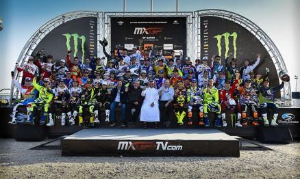 Resultados da 1a etapa do Mundial de MX no Qatar