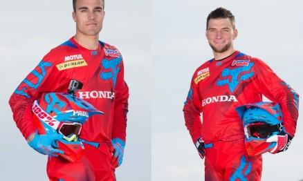 Gautier Paulin e Evgeny Bobryshev - Foto: HRC
