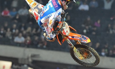 Resultados da 9a etapa do AMA Supercross 2015 em Atlanta 2