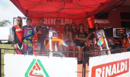 A equipe Basso Racing tem o apoio da Rinaldi. Foto: Rinaldi