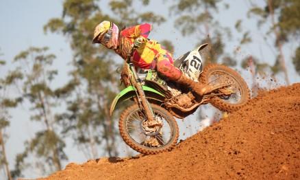 Vai ser dada a largada para a Copa Pro Tork Minas Gerais de Motocross