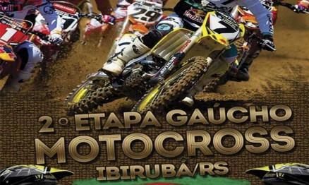 Gaúcho de Motocross desembarca em Ibirubá no final de semana