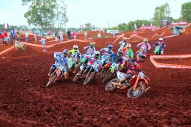 Motocross: Ibirubá festeja desta vez tempo bom na segunda etapa