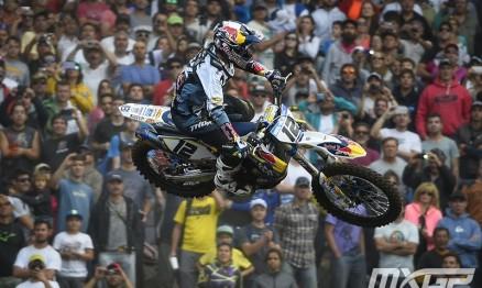 Max Nagl voltou a vencer na Argentina.