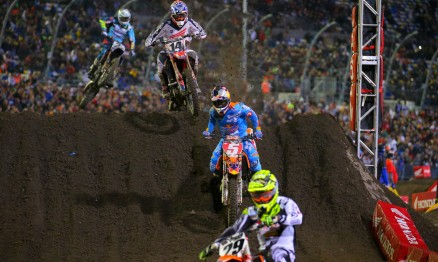 Short #29, Dungey #5 e Seely #14 - Foto: GuyB