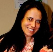 A ex piloto Patrícia Führ
