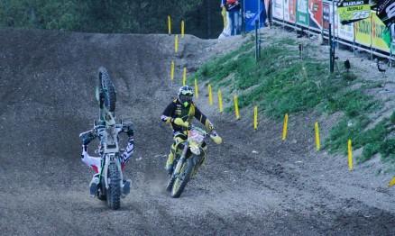 Vídeo Cassetada do Mundial de Motocross na Itália