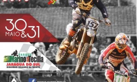 Catarinense de Motocross chega a Jaraguá do Sul