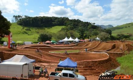 A pista de Divino passou por uma reforma para receber o evento.