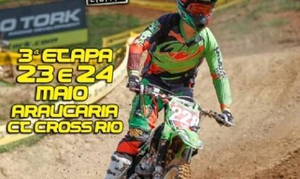 Campeonato Paranaense de Velocross entra na terceira etapa