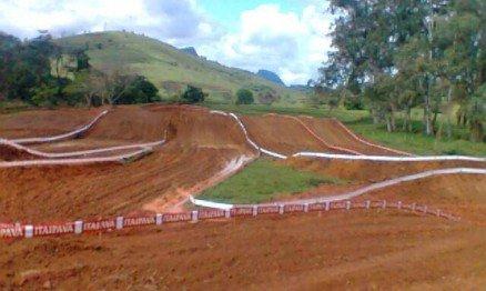 A pista de Divino foi reformulada para receber a Copa.
