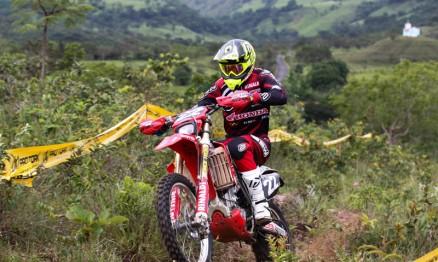 Bottrel vence em Biguaçu e agora lidera na E1 no BR de Enduro Fim