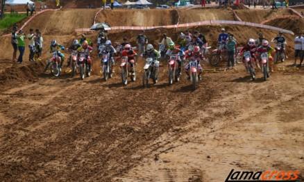 Gates lotados marcaram a 1a etapa da Copa Swian Zanoni de Motocross.