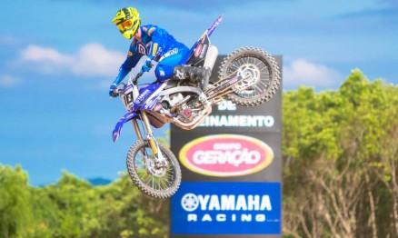 Atleta da Yamaha Grupo Geração ganhou as duas principais corridas do fim de semana.