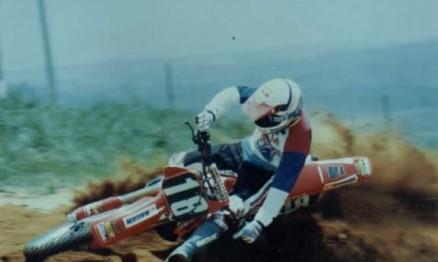 Nuno na virada dos anos 80 - 90.