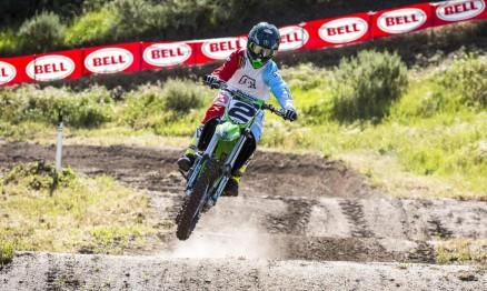 McGrath coleciona título do AMA Supercross e agora tem o esporte como hobbie.
