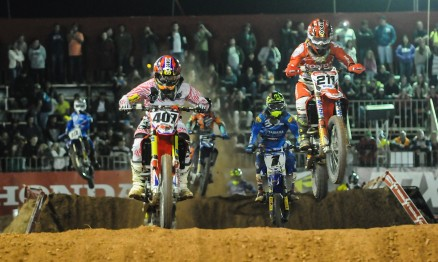 3a etapa do Arenacross acontece em Ilha Comprida neste final de semana