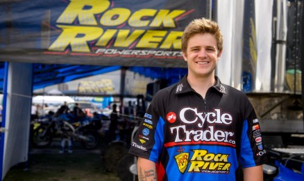 Killian Rusk da Rock River Yamaha