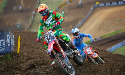 Cole Seely e Ryan Dungey