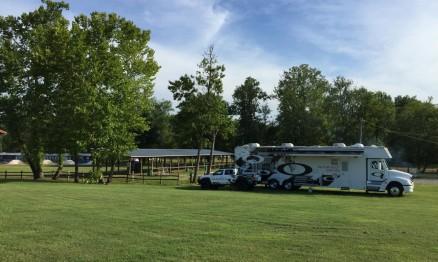 Hedie da Oakley já está instalado, mas vai para Washougal na sexta e domingo voltará para o rancho.