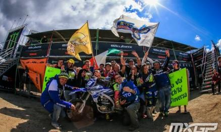 Kiara Fontanesi é tetracampeã mundial de Motocross
