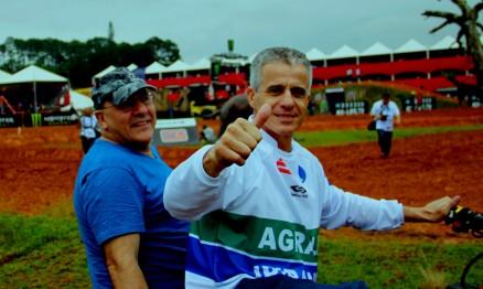 Dia 08/07 é aniversário da lenda do motocross brasileiro, Cássio Garcia - Foto: Silvio Bilhar