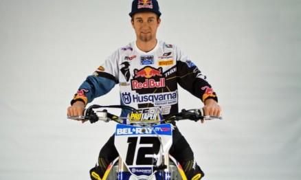 Max Nagl fora das duas próximas etapas do Mundial de Motocross