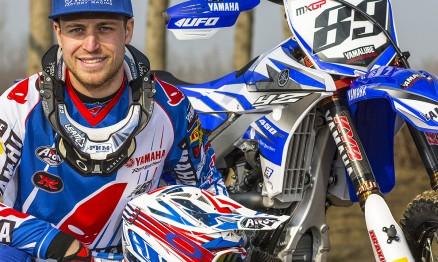 Jeremy Van Horebeek assina contrato com a Yamaha para mais uma temporada