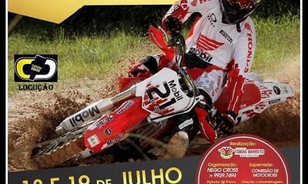 Campeonato Sergipano de Motocross 2015 chega a Tobias Barreto neste final de semana