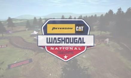 Vídeo – Volta virtual AMA Motocross 2015 em Washougal